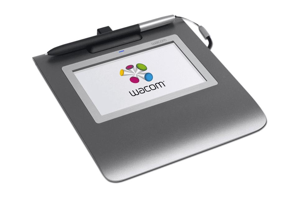WACOM signature pads
